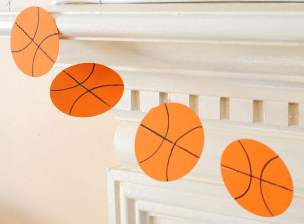 how to make a basketball net out of string