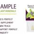 Perfect-Plant-Senonian-Trace-Minerals-Supplement
