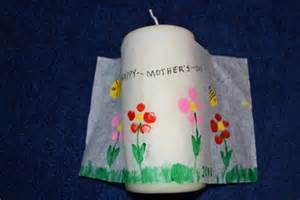 candle kids craft