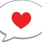 heart in balloon