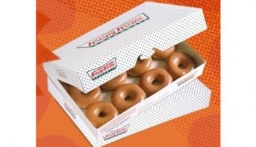 Krisy Kreme Doughnut