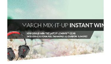 march mix it up