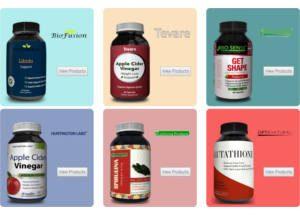 natural supplement