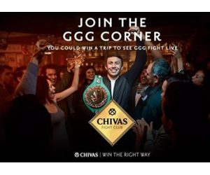 chivas sweepstakes