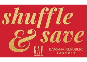 shuffle save