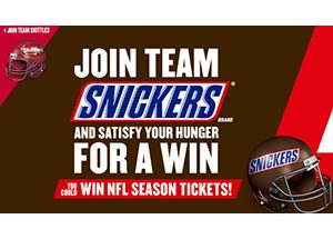 snickers sweepstakes