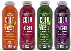organic cold pressed