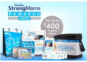 similac strong moms