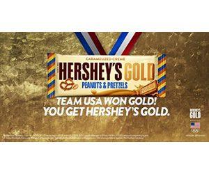 hershey gold