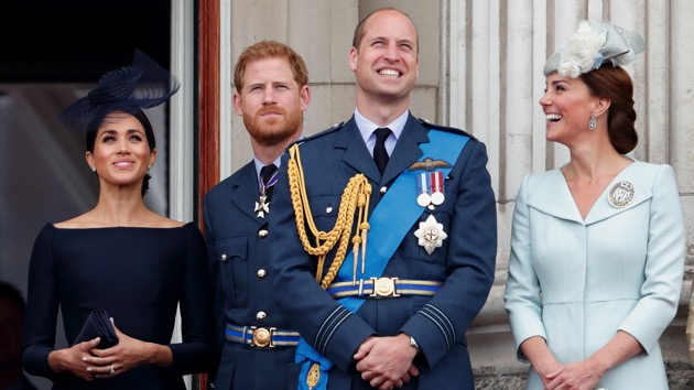 Prince Harry, Meghan and royal family making 'very little progress' at reconciliation, author claims
