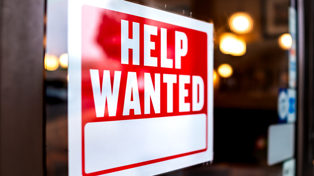 Job openings hit record high as pandemic-battered Americans reassess work