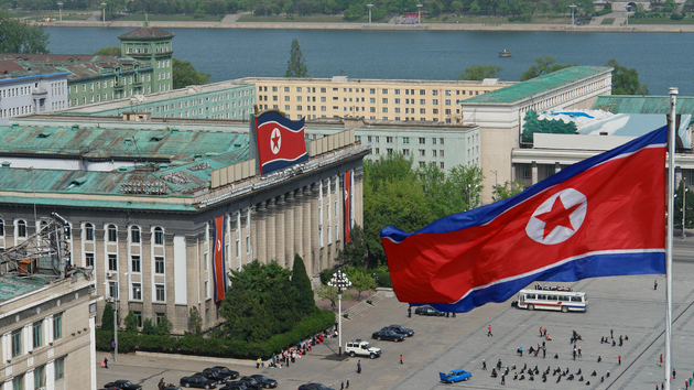 North Korea holds 1st military parade since Biden took office
