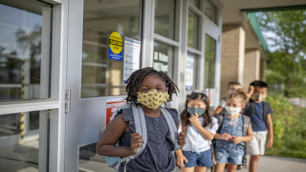 Texas school district that included masks in dress code hit with restraining order
