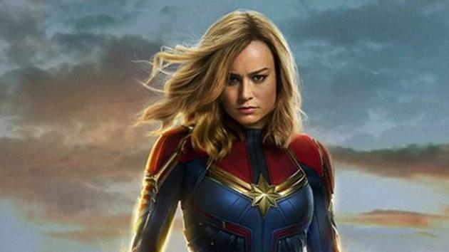 """Brie Larson flaunts 'Captain Marvel'-ous six-pack: """"Felt cute, might delete later"""""""""""