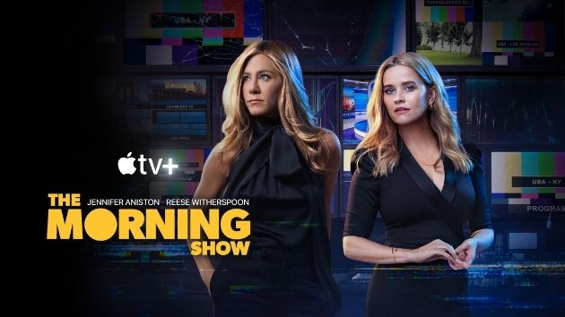 Jennifer Aniston says season 2 of 'The Morning Show' will tackle cancel culture
