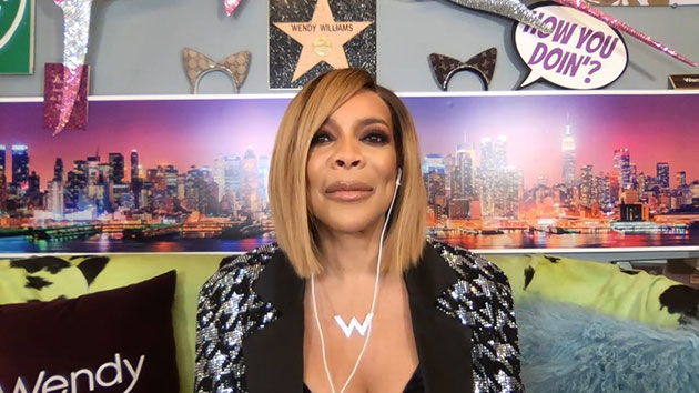 """Report: Wendy Williams taken to hospital to receive """"psychiatric services"""""""