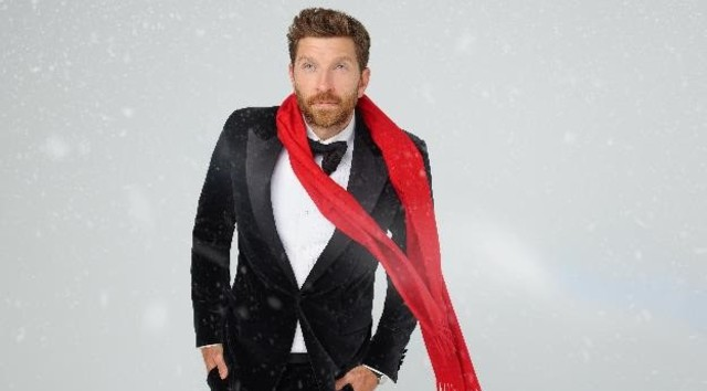 """Brett Eldredge will become """"Mr. Christmas"""" with new holiday album"""