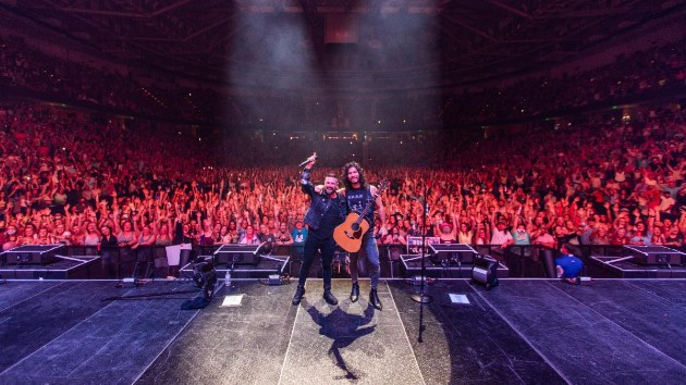 """Dan + Shay's """"I Should Probably Go to Bed"""" becomes a sing-along at Madison Square Garden"""
