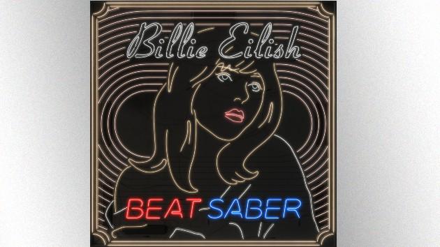 Billie Eilish to make 'Beat Saber' debut today