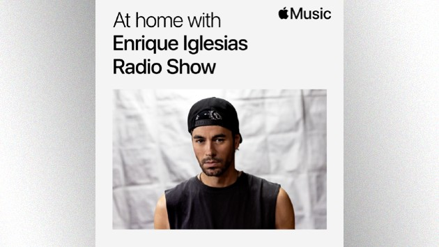 """Enrique Iglesias explains why he's """"sticking to"""" his decision to stop making albums"""