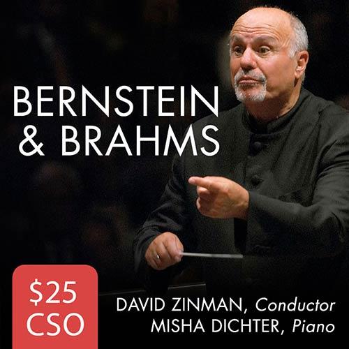 Bernstein and Brahms