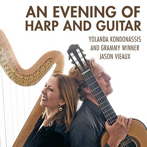 Harp and Guitar