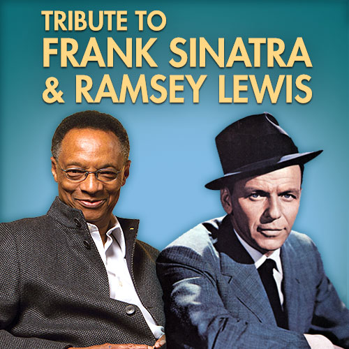 Ramsey Lewis and Frank Sinatra