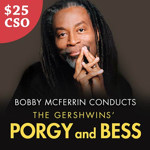 Bobby McFerrin Conducts Porgy and Bess