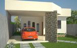 Projeto casa cod 109 lq