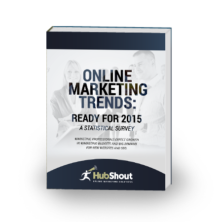 Online Marketing Trends eBook: Ready for 2015