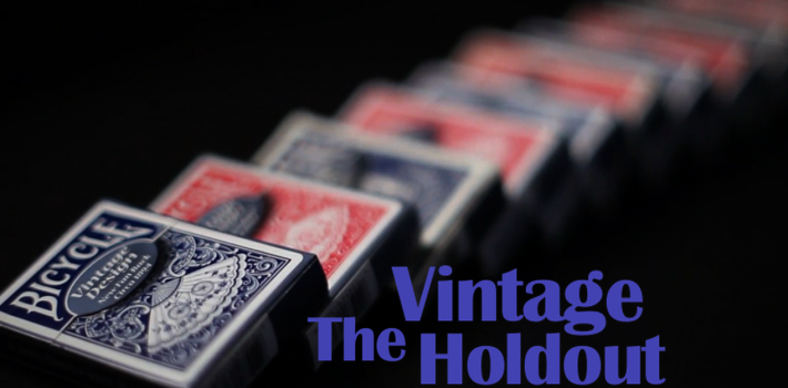 The Vintage Holdout