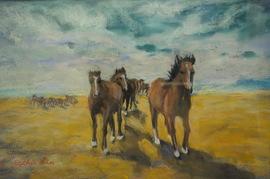 Thumb horses