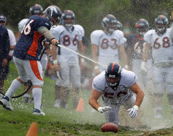 7/26 Competition: Broncos Training Camp