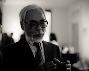 9/6 Competition: Hayao Miyazaki