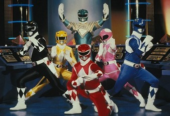 11/8 Competition: Power Rangers