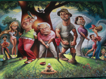 2/28 Competition: Caddyshack
