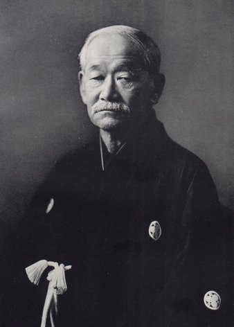 4/4 Competition: Jigoro Kano