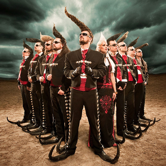 4/11 Competition: Leningrad Cowboys