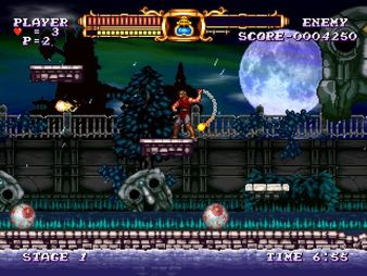 7/6 Weekend Competition: Castlevania