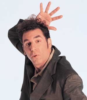 10/5 Competition: Cosmo Kramer
