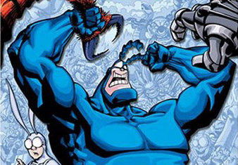 1/25 Competition: The Tick