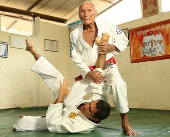 5/11 Competition: Helio Gracie