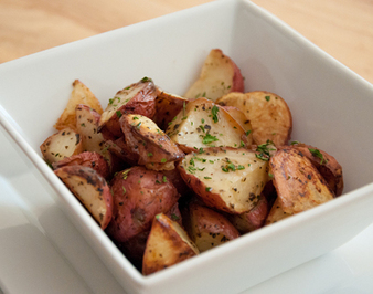4/12 Competition: Roasted Potatoes