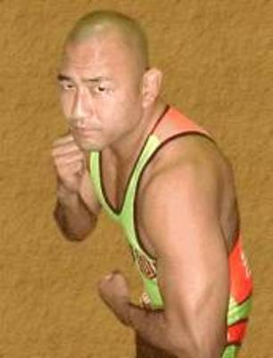 "Alexander ""The Diet Butcher"" Otsuka"