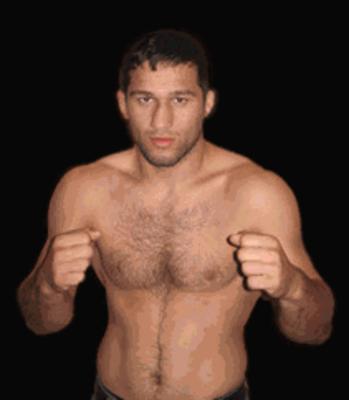 """Shamil """"Champion"""" Zavurov"""