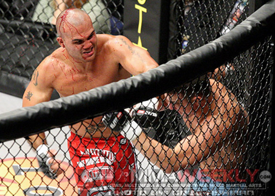 """Ruthless"" Robbie Lawler"
