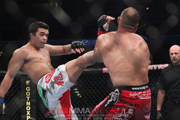 "Lyoto ""The Dragon"" Machida"