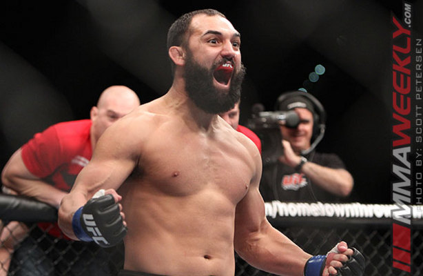 "Johny ""Big Rig"" Hendricks"