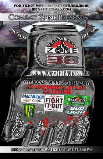 Combat Zone 38