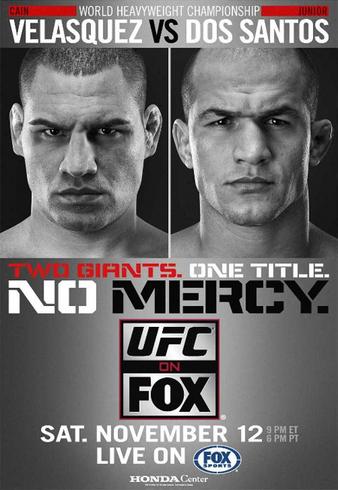 UFC on FOX 1